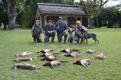 small game Hunting in Mauritius